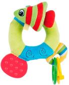 Погремушка мягкая Цветной океан - рыбка, Canpol babies, рыбка от Canpol babies