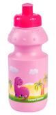 Бидончик 360 мл Динозавры (розовый), Canpol babies, розовый от Canpol babies