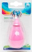 Аспиратор для носа с мягкой насадкой (розовый), Canpol babies, бледно розовый от Canpol babies