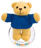 Погремушка Мишка в свитере (мальчик), Canpol babies, мишке в свитере от Canpol babies
