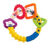 Погремушка Цветные шарики, Canpol babies, желтый от Canpol babies