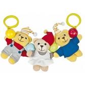 Погремушка на коляску Мишки, Canpol babies от Canpol babies