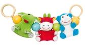 Погремушка на коляску Веселые зверята (собака, теленок, обезьяна), Canpol babies, собачка, теленок, обезьяна от Canpol babies