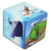 Игрушка-кубик Транспорт с колокольчиком, Canpol babies, транспорт от Canpol babies