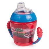 Поильник непроливайка красно-синий, 200 мл, Canpol babies, красно-синяя от Canpol babies