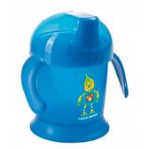 Кружка-непроливайка Улыбка, 200 мл, синяя, Canpol babies, синяя от Canpol babies