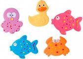 Мини-коврики для купания Цветной океан - набор из 5 шт., Canpol babies от Canpol babies