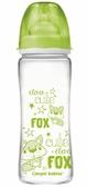 Бутылочка антиколиковая EasyStart Чистое стекло (салатовый), 330 мл, Canpol babies, салатовый от Canpol babies