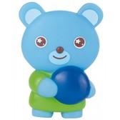 Резиновая игрушка Happy, синий мишка, Canpol babies, синий медведь от Canpol babies