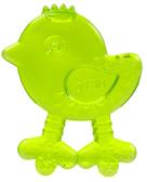 Прорезыватель для зубов Птица зеленая, Canpol babies, желто-салатовая