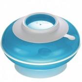 Тарелка с подогревом с двумя присосками голубая, Canpol babies, синяя от Canpol babies