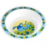 Тарелка пластиковая глубокая Smile с осликом, Canpol babies, ослик от Canpol babies