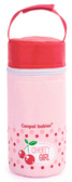 Термоупаковка мягкая Фрукты (розовая), Canpol babies, розовая от Canpol babies