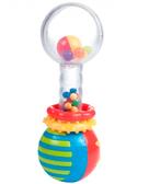 Погремушка Прозрачный шар, Canpol babies, шарики от Canpol babies