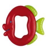 Погремушка-зубогрызка Зверьки (красная рыбка), Canpol babies, рыбка красная от Canpol babies