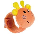 Погремушка на руку Друзья из джунглей Оранжевый жираф, Canpol babies, оранжевый жираф от Canpol babies
