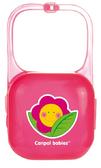 Футляр для пустышки розовый, Canpol babies, розовый от Canpol babies