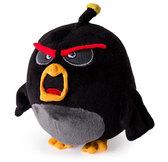 Энгри Бердз: мягкая игрушка Бомб (13 см), Angry Birds, Бомб (черный)