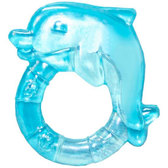 Прорезыватель для зубов Дельфин, голубой, Canpol babies, голубой