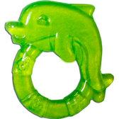 Прорезыватель для зубов Дельфин, зеленый, Canpol babies, зеленый
