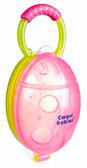 Футляр для пустышки Божья коровка розово-салатовый, Canpol babies, розовый-салатовый от Canpol babies