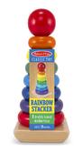Радужная пирамидка Rainbow Stacker, Melissa & Doug