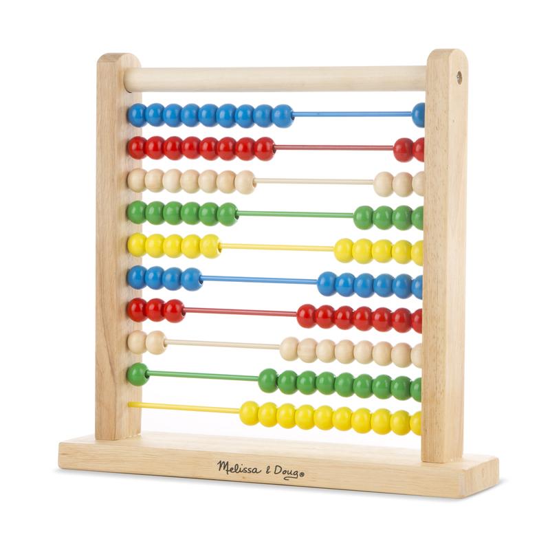 Деревянные счеты Abacus, Melissa & Doug