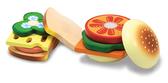 Деревянный набор Сэндвич Sandwich Making Set, Melissa & Doug от Melissa & Doug