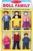 Кукольная семья Doll Family, Melissa & Doug