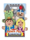 Кукольный театр Королевская семья Palace Pals Hand Puppets, Melissa & Doug