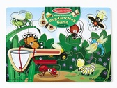 Магнитный пазл Сачок Bug-Catching Magnetic Puzzle Game, Melissa & Doug