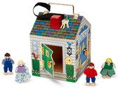 Музыкальный домик Doorbell House. Melissa & Doug от Melissa & Doug