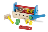 Набор инструментов Take-Along Tool Kit. Melissa & Doug от Melissa & Doug