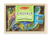Фигурки динозавров на магнитах Magnetic Wooden Dinosaurs, Melissa & Doug