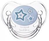 Пустышка Newborn baby силиконовая анатомическая, голубая с звездочками, 0-6 мес, Canpol babies, голубая с звездочками от Canpol babies