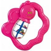Погремушка Бабочка (розовая), Canpol babies, бабочка салат.- роз. от Canpol babies