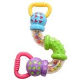 Погремушка Ловкая змейка (фиолетово-голубая), Canpol babies, фиолет.- голуб. от Canpol babies