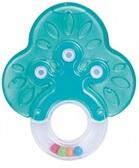 Погремушка-прорезыватель Деревце (голубое), Canpol babies, бирюза
