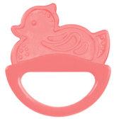 Погремушка-зубогрызка рыбка (розовая), Canpol babies, утка розов. от Canpol babies