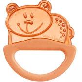 Погремушка-зубогрызка мишка (оранжевый), Canpol babies, медведь оранж. от Canpol babies