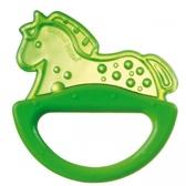 Погремушка-зубогрызка лошадка (салатовая), Canpol babies, лошадь салат. от Canpol babies
