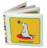 Игрушка-книжечка магическая (морской котик), Canpol babies, морск. котик от Canpol babies