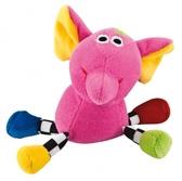Игрушка-подвеска мягкая Веселые зверята, Слон, Canpol babies, слон от Canpol babies