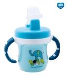 Поильник с ручками и колпачком, Голубой, Canpol babies, голубой от Canpol babies