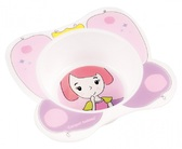 Мисочка пластиковая Принцесса, Canpol babies, принцесса от Canpol babies