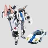 Робот-трансформер - FORD GT (1:12)