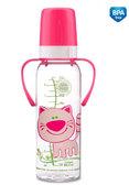 Тритановая бутылочка с ручками 250 мл (розовый котик), Canpol babies, розов. от Canpol babies