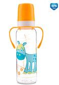 Тритановая бутылочка с ручками 250 мл (желтый ослик), Canpol babies, желтый от Canpol babies