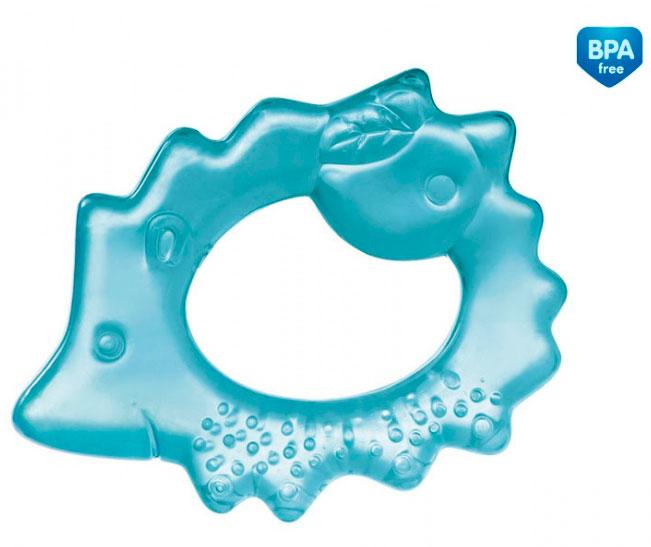 Прорезыватель для зубов Ежик, синий, Canpol babies, ежик синий