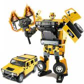 Робот-трансформер - HUMMER (1:18)